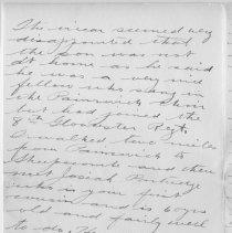 Image of Page 6, Lionel Tranter Letter Jan 20 1915