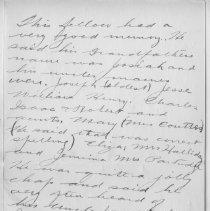 Image of Page 7, Lionel Tranter Letter Jan 20 1915