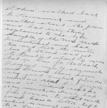 Image of Page 9, Lionel Tranter Letter Jan 20 1915