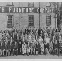 Image of Hepworth Furniture Company, Southampton, Ont., Nov. 1953, Photo right side