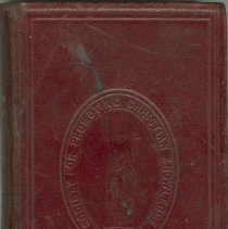 Image of Prayer Book front cover