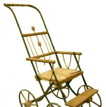Image of 996.008.001 - Carriage, Doll