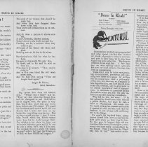 Image of Bruce in Khaki, Vol. 1, no. 6. Nov. 156, 1917 pages 82-83