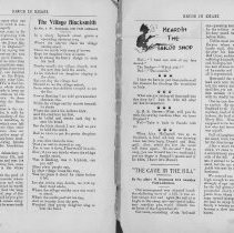 Image of Bruce in Khaki, Vol. 1, no. 6. Nov. 156, 1917 pages 94-95