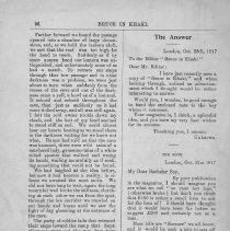 Image of Bruce in Khaki, Vol. 1, no. 6. Nov. 156, 1917 page 96