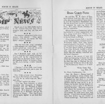 Image of Bruce in Khaki, Vol. 1, no. 6. Nov. 156, 1917 pages  86-87