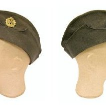 Image of 2012.020.001 - Cap, Military