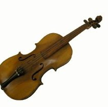 Image of 984.003.001a/b - Violin