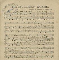Image of Mulligan Guard, page 1