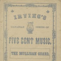 Image of Mulligan Guard, title page