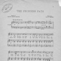 Image of The Princess Pats [music] : regimental march song, page 3