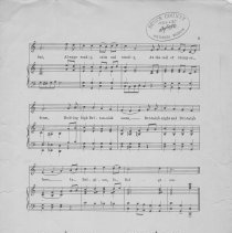 Image of The Princess Pats [music] : regimental march song, page 5