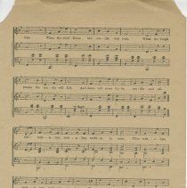 Image of Rock-a-bye baby : for voice and piano, page 3