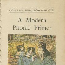 Image of Modern Phonic Primer, title page