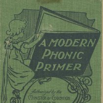 Image of Modern Phonic Primer, front cover