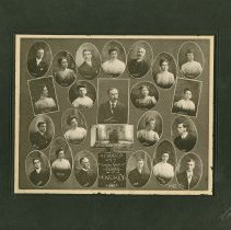 Image of Chesley Evangelical Church Choir, 1906