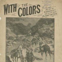 Image of Page 1, With the Colors : descriptive fantasia