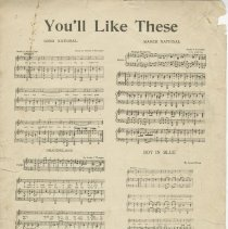Image of Page 6, music - For King and Country