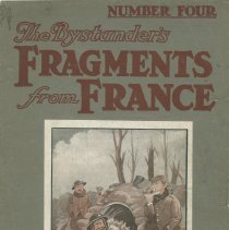 Image of Fragments from France number 4, front cover