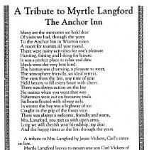 Image of A Tribute to Myrtle Langford