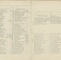 Image of Southampton Mechanics' Institute catalogue, pages  3-4