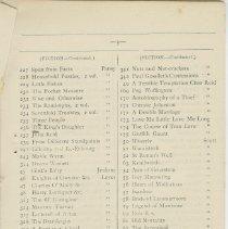 Image of Southampton Mechanics' Institute catalogue, page 5