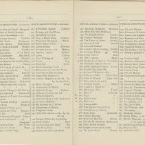 Image of Southampton Mechanics' Institute catalogue, pages 10-11