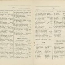Image of Southampton Mechanics' Institute catalogue, pages 12-13