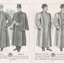 Image of Dress Catalogue, F.R. Barber, Port Elgin, pages 22 & 23