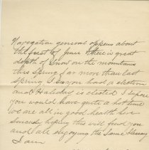 Image of Letter to Dr. P.j. Scott, Apr. 15, 1901, page 2