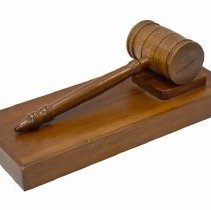 Image of 2002.006.001a,b - Gavel