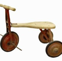 Image of 2002.032.001 - Tricycle