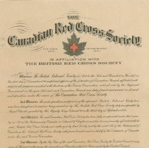 Image of A2014.058.003 - Canadian Red Cross Society, Chesley Branch