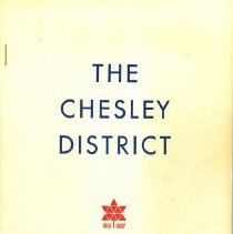 Image of A2006.035.001 - The Chesley District