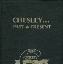 Image of AX2004.0053 - Chesley ... past & present