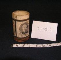 Image of 1966-043-0006 - Cylinder, Audio