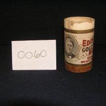 Image of 1966-043-0060 - Cylinder, Audio