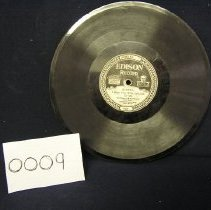 Image of 2002-064-0009 - Recorder, Audio Disk