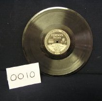 Image of 2002-064-0010 - Recorder, Audio Disk