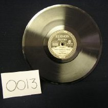 Image of 2002-064-0013 - Recorder, Audio Disk