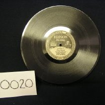 Image of 2002-064-0020 - Recorder, Audio Disk