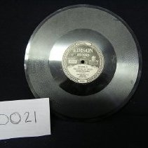 Image of 2002-064-0021 - Recorder, Audio Disk