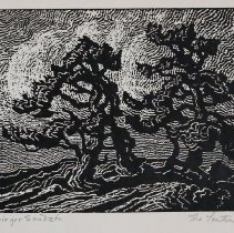 Image of 1986.12.4 - Woodcut