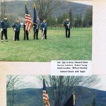 Image of American Legion Scrapbook