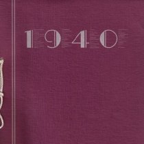 Image of WHS Yearbook - 1940