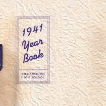 Image of WHS Yearbook - 1941