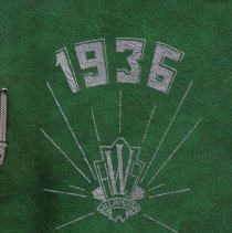 Image of 1936 WHS Yearbook