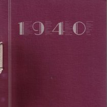 Image of 1940 WHS Yearbook