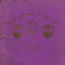Image of 1930 WHS Yearbook