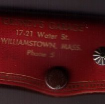 Image of Grundy's Garage Key Case